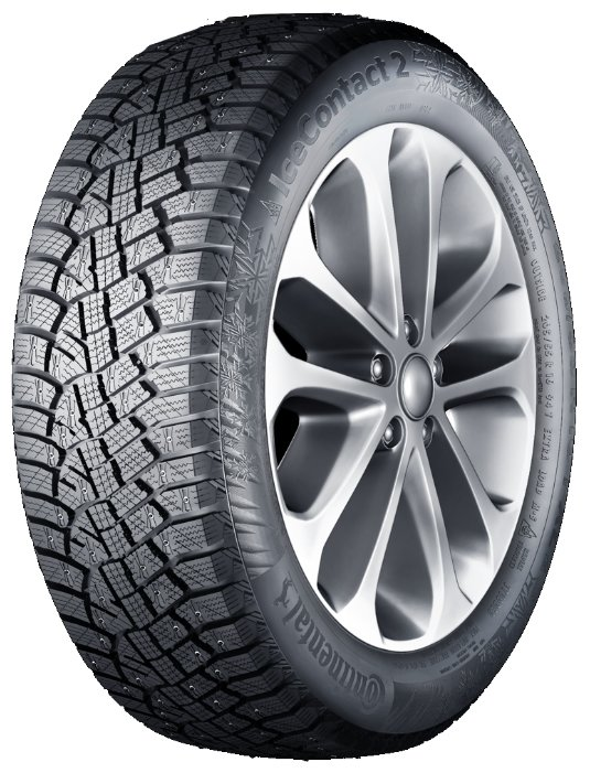 Continental ContiIceContact 2 KD SUV 225/60 R17 99T Runflat