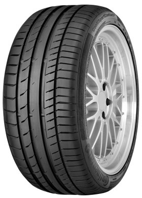 Continental ContiSportContact 5 205/45 R17 88V XL