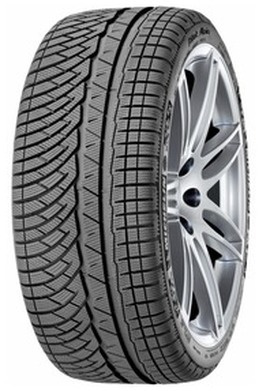 Michelin Pilot Alpin 4 245/55 R17 102V